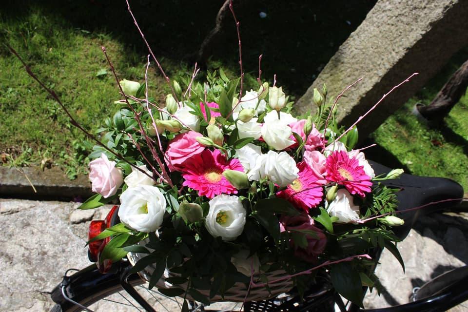 Arreglos Florales En Floristería Estrella En Moaña